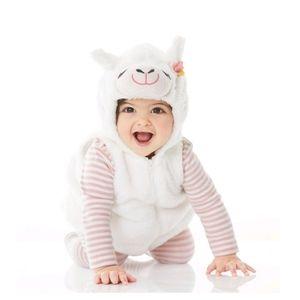 Carter's llama costume set